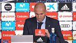 """Zidane: """"Era importante ganar"""""""