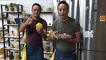 Torres en la cocina - Arroz con bacalao y conejo con membrillo