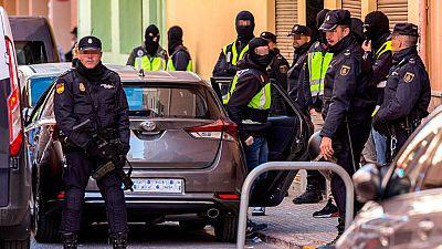 Detenido un marroquí de 47 años por presuntamente reclutar a yihadistas para Daesh en Valencia