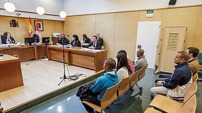 Los seis acusados de los disturbios del barrio burgalés de Gamonal se declaran inocentes