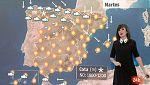 Lluvias en el norte de Galicia, Cantábrico y Canarias y estabilidad en el resto del país