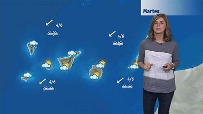 El tiempo en Canarias - 07/11/2017
