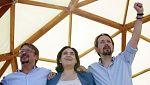 Las bases de Podem deciden concurrir con Catalunya en Comú a las elecciones catalanas