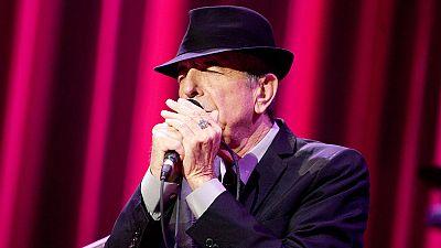 Hace un año deciamos adios a Leonard Cohen
