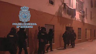 Detenido en Ceuta un español acusado de pertenencia a una red de reclutamiento del Estado Islámico