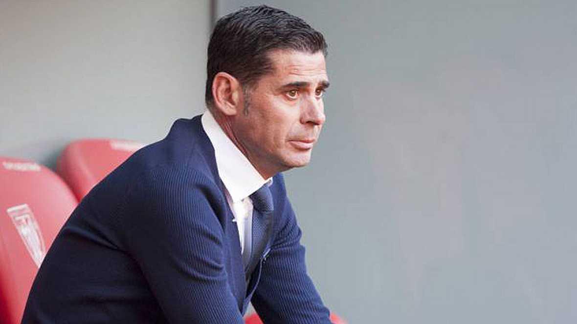 Fernando Hierro volverá a ser director deportivo de la Federación