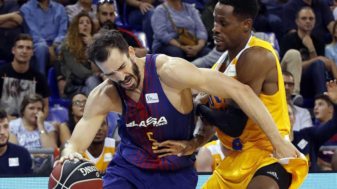 """Ventanas FIBA: Lete promete una solución """"temporal"""" y Pau Ribas las califica de """"cagada"""""""
