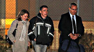 Ignacio González sale de la cárcel tras pagar la fianza