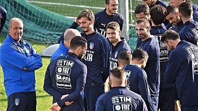 Italia y Croacia se juegan su clasificación para Rusia