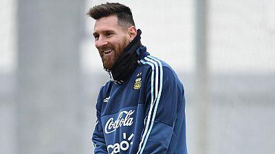 Messi no quiere a España en su grupo del Mundial