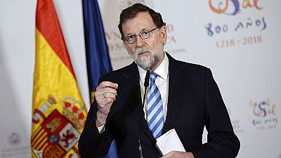 """Rajoy: """"Espero que el 21D abra una nueva etapa"""""""