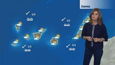 El tiempo en Canarias - 09/11/2017