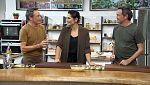Torres en la cocina - Potaje de garbanzos y pastel de zanahoria