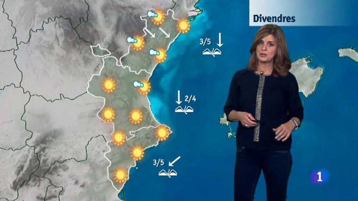 El tiempo en la Comunidad Valenciana - 09/11/17 - ver ahora