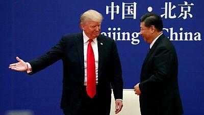 El encuentro en Pekín de Trump y Xi Jinping recompone la relación entre EE.UU. y China