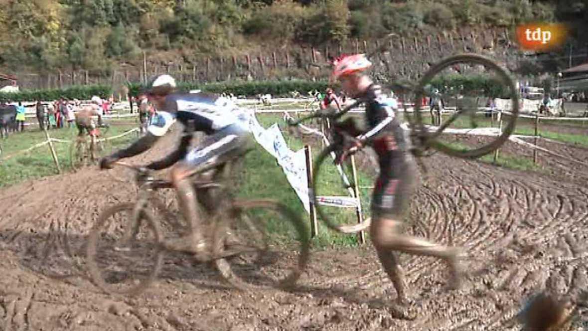 Ciclocross - Copa de España. Prueba Karrantza (Vizcaya) - VER AHORA