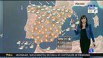 Viento fuerte en el nordeste peninsular y en Menorca