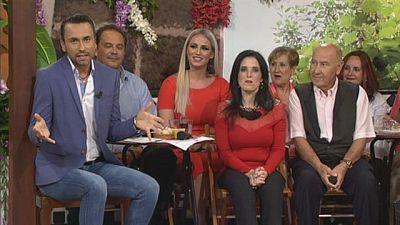 Tenderete - 12/11/2017 con la participación del grupo Los Medianeros de Gran Canaria, y los solistas.