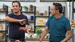 Torres en la cocina - Costillas de ternera y flan de mandarina