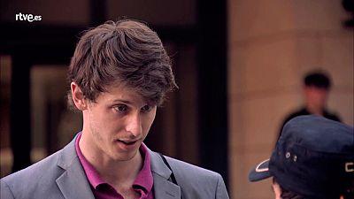 Servir y proteger - Sergio oculta la muerte de Elena