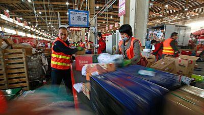 China celebra el Día del Soltero, un gran evento para la economía del pais