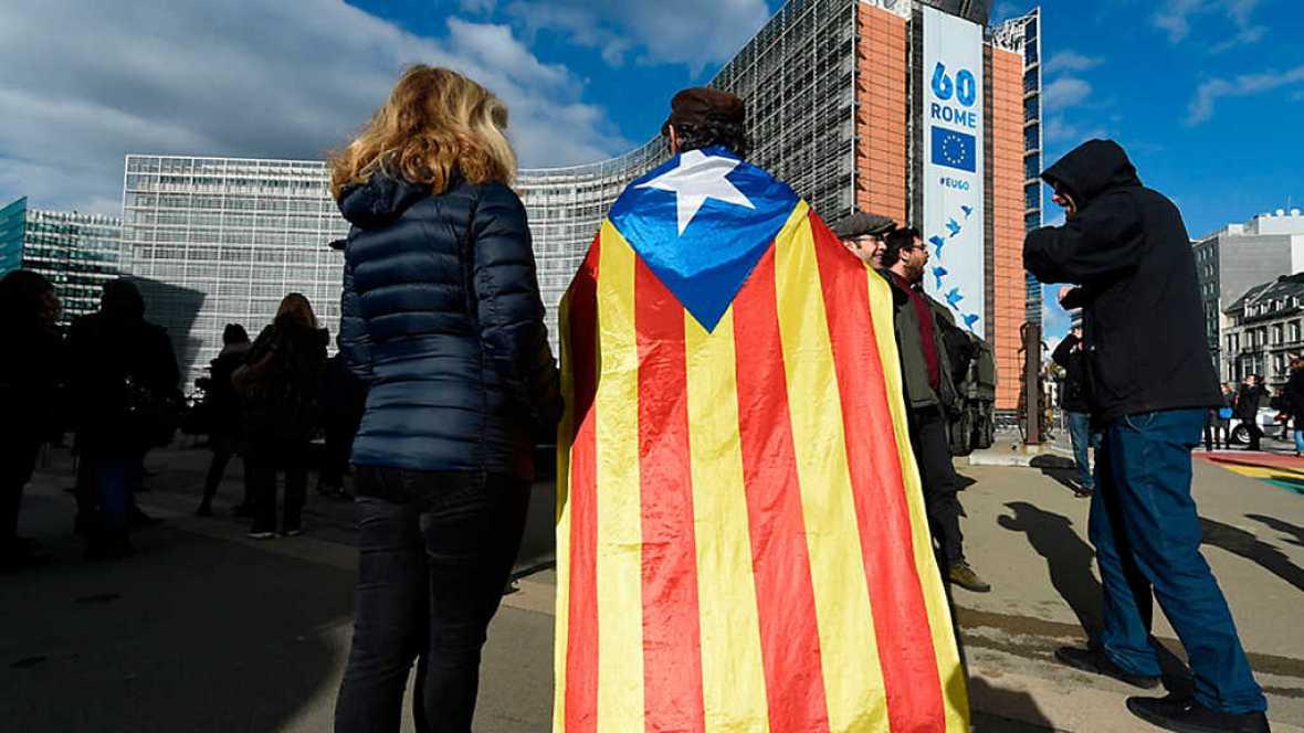 Informe Semanal - El periplo catalán - ver ahora