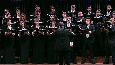 Los conciertos de La 2 - CORO RTVE Fundación Juan March (parte 1) - ver ahora