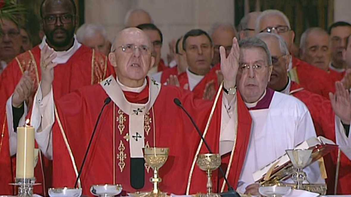 El día del Señor - Catedral de la Almudena - ver ahora