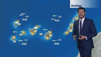 El tiempo en Canarias - 12/11/2017