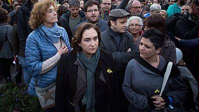 La ruptura con el PSC deja a Barcelona en Comú con 11 concejales de los 41 que forman el pleno