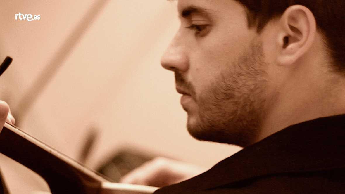 Backline - Jacobo Serra y la vetusta guitarra - 14/11/17 - ver ahora