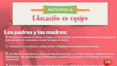 Parlamento - El reportaje- Pacto por la eduación en equipo - 11/02/2017