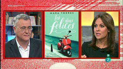 La Aventura del Saber. TVE. Entrevista a Mara Torres