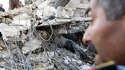 Un terremoto en la frontera entre Irán e Irak deja cientos de muertos
