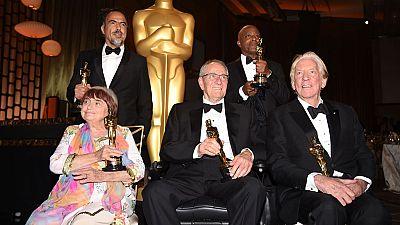 Se entregan en Hollywood los Óscar honoríficos