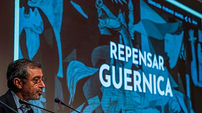 """El Museo Reina Sofía lanza una web para """"repensar"""" el Guernica de Picasso"""