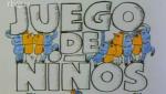 Juego de niños - María Asquerino y Joan Manuel Serrat