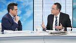 Los desayunos de TVE - José Rosiñol, presidente de Societat Civil Catalana y el coronel Pedro Baños