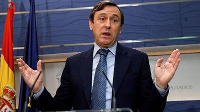 El PP y el PSOE acusan a los independentistas de haber estado engañando a los catalanes