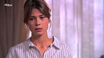 Servir y proteger - Alicia descubre que Sergio chantajeó a su padre