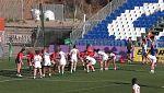 Rugby - Test Match Selección Femenina: España - Francia. Resumen