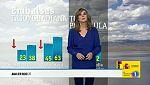 El tiempo en Extremadura - 15/11/17