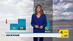 El tiempo en Andalucía - 15/11/2017