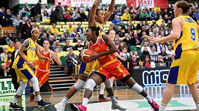 Baloncesto - Clasificación Campeonato de Europa Femenino: España - Holanda - ver ahora