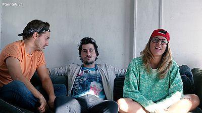 Gente Viva - Casa de youtubers