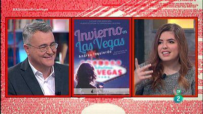 La Aventura del Saber. TVE. Entrevista a Andrea Izquierdo
