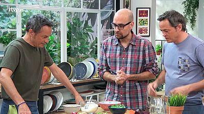 Torres en la cocina - Iker Morán nos habla de la nueva moda de cocinar y comer en 'bowls'