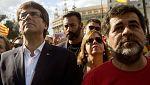 Jordi Sànchez deja la ANC para ser candidato de Junts per Catalunya el 21-D