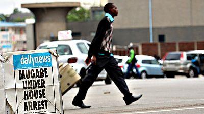 Confusión en Zimbabue un día despues de la asonada militar
