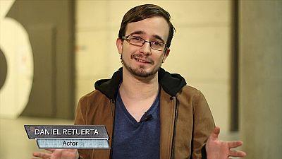Daniel Retuerta comenzó en el mundo de la interpretación con 8 años. Después de años sin salir en la televisión ahora tiene un papel en 'Servir y Proteger'